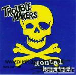 Troublemakers: Mental Kristid-CD