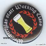 Weißbierglas-Button
