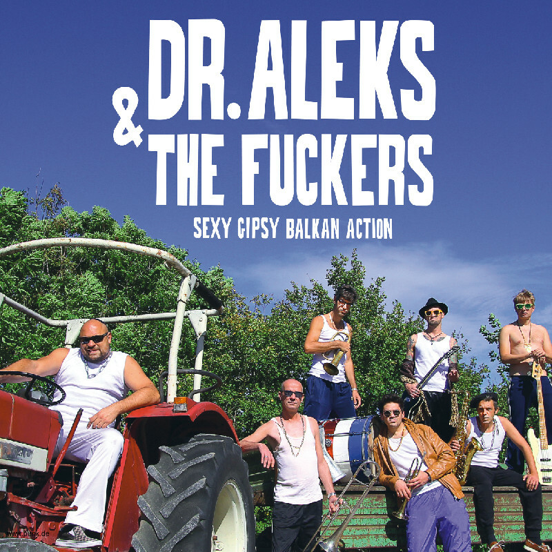 DR. ALEKS & THE FUCKERS